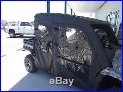 John Deere Gator XUV 550 S4 Doors Rear Window by HallcraftUTV