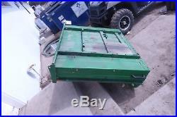 John Deere Gator XUV 850 D 4X4 08 Box Bed 16502