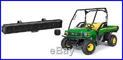 John Deere Gator XUV/RSX 700w Powered Sound Bar+Bluetooth Controller+Dome Light