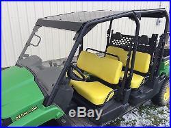 John Deere Gator XUV S4 Top, Gator XUV S4 Roof, Gator Top P/N 13336