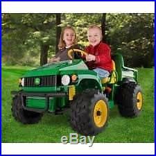 John Deere HPX Gator 12v Childrens Ride On Electric Toy 4 X 4