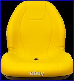 John Deere High Back RSX 850 860 & XUV 550 560 590 625 825 855 865 Gator Seat