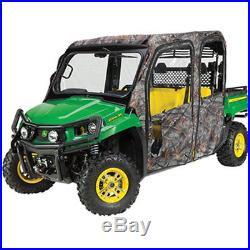 John Deere #LP37053 Camo XIV 550 S4 Ops 4-Passenger Gator Soft Cover