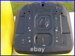 John Deere OEM High Back Gator Seat VG11696