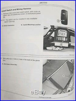 John Deere OEM Part # BM25589 Gator AMS Integration Kit GPS Greenstar 825i 625i