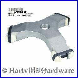 John Deere Original Equipment Spider Drive Clutch Kit #AM133889