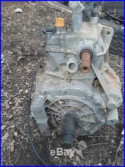 John Deere XUV Gator 550 Utility Vehicle 12 Transmission 15818 works perfect