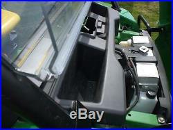 Johne Deere Gator XUV855D Windshield P/N 10425