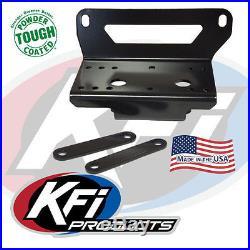 KFI 1700 lbs. Winch + Mount- John Deere Gator XUV 550/550 S4 12-15