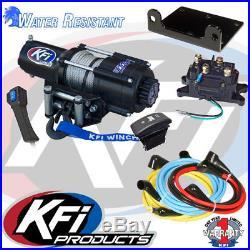 KFI 4500 lb. Winch Mount Kit'11-'16 JOHN DEERE Gator XUV 625i / 825i /S4 / 855D