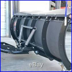 KFI 60 UTV Poly Blade Snow Plow Kit for 2018 John Deere Gator XUV 590E