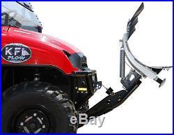 KFI 66 UTV Plow Kit John Deere 12-15 Gator XUV 550 S4