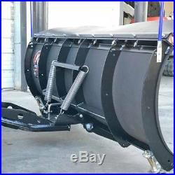 KFI 72 UTV Poly Blade Snow Plow Kit for 2011-2018 John Deere Gator XUV 825i
