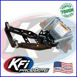 KFI John Deere Gator 625i 825i 855'13-'18 Plow Complete Kit 72 Straight Blade
