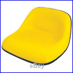 LMS2002YL Yellow Seat Gator For John Deere Mower 18.5 x 19 x 10 x 3