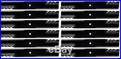 Lot of 12 G6 GATOR Blades John Deere 54C X465 X475 X485 X495 Z425 Z445 396-719