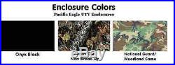MINI CAB w Vinyl Windshield JOHN DEERE GATOR New UTV Enclosure 3 Colors