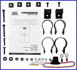 MTX Rollbar Six-Speaker Soundbar System+AUX Output for John Deere Gator XUV/RSX