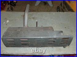 Muffler VGA11004 John Deere Gator TX 4X2