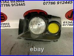 N/s headlight + plastic surround X John Deere Gator HPX. £50+VAT