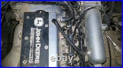 New Bosch Fuel Injector Set (3) John Deere Gator 825i OE Alternative MIA11720