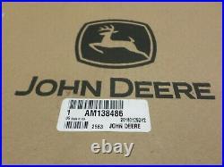 New John Deere Select Hpx/4x2/6x4 Gator Models Secondary Clutch Part# Am138486
