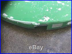 OEM John Deere Gator Round Roof & Frame, fits Older 4x2 6x4 Gators
