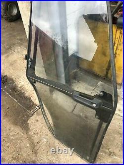 O/s/f door c/w glass John Deere Pro Gator Cab 2030 4x4 4WD Yanmar. £150+VAT