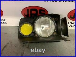 O/s headlight + plastic surround X John Deere Gator HPX. £50+VAT