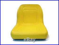 Open Box High Back Seat for John Deere Gator Gas & Diesel Models 4x2 4x4 6x4