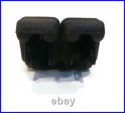 Open Box (Set of 2) Flip up Arm Rests for Milsco High Back Seats XB180 & XB150