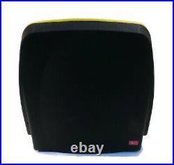 Open Box Yellow High Back Seat, Star ST1846 for John Deere Gator 4x2, 6x4, 4x4