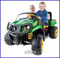 Peg Perego John Deere Gator XUV 550 Green Ride on