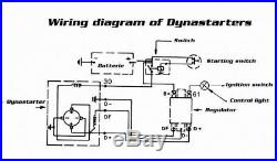 Regler Magnetschalter Dynastarter FE290 FE350 MG2 TXT GXI-875 GXT-875 BC-960GX