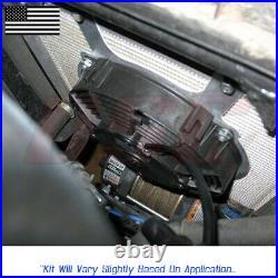 Replacement Radiator Fan For 1993-2005 John Deere Gator 6X4 Gas
