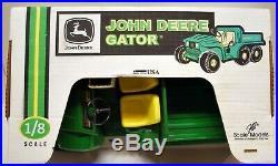SCALE MODELS 1/8 SCALE JOHN DEERE GATOR 6X4 New in Box MPN FY-1020