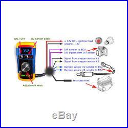 SMART-TUNE Fuel Controller Chip John Deere Gator XUV590i S4 XUV 620 EFI