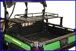 Seizmik Universal Dump Bed Cargo Rack Tool Holder John Deere Gator Full 05008