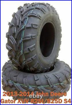 Set 2 front ATV Tires 26x9-12 for 13-14 John Deere Gator XUV 825I/855D S4