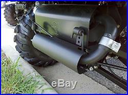Silent Rider (Benz) USED Exhaust Silencer BT-825 John Deere Gator 825i (2010-18)