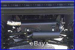UTV Exhaust Silencer BT-825 John Deere Gator 835E//M//R 18-19 Silent Rider Benz