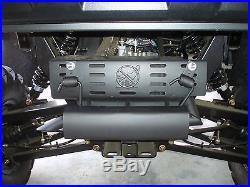 Silent Rider (Benz) UTV Exhaust Silencer BT-625 John Deere Gator 625i 2010-17