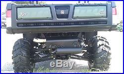 Silent Rider (Benz) UTV Exhaust Silencer BT-825 John Deere Gator 825i 2010-17