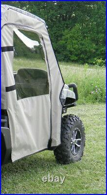 Soft Full DOOR Kit John Deere GATOR XUV 550 560 590 (2012-21) New UTV