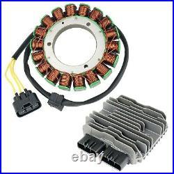 Stator Regulator Rectifier for John Deere Xuv Gator 620I 625I Gas Miu14344