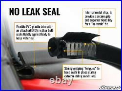 SuperATV John Deere Gator Scratch Resistant Flip Windshield See Fitment