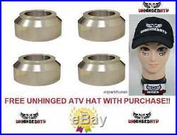 Super ATV! John Deere Gator 625i/825i/855D 2 Lift Kit /With Free Hat
