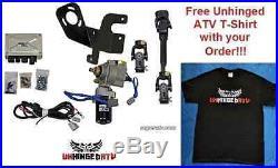 Super ATV John Deere Gator Power Steering Kit-FREE UNHINGED TSHIRT
