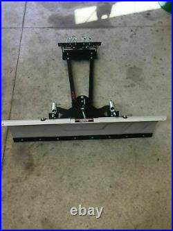 UTV Switchblade Snow Plow 60 or 72 2012-2017 John Deere Gator XUV 550