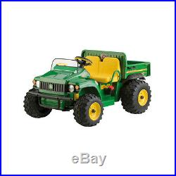 Vehicule electrique benne basculante 12V John Deere Gator HPX OD0060 Peg Perego